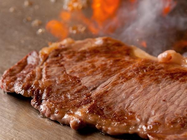 知多大府屋たがやのロースステーキ